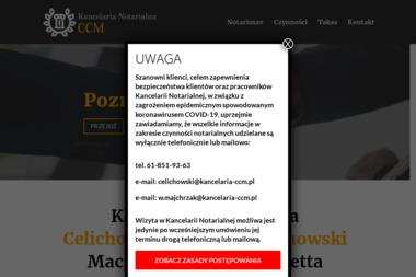 Kancelaria Notarialna - Notariusz Poznań