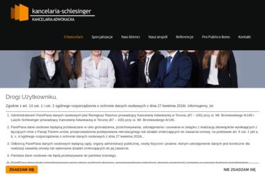 Kancelaria Adwokacka adw. Laszlo Schlesinger - Prawo pracy Toruń
