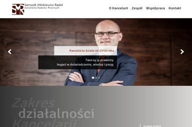 KANCELARIA RADCÓW PRAWNYCH SAMOCIK MINKIEWICZ RADEL SPÓŁKA JAWNA - Prawo Białystok