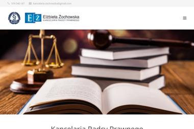 Kancelaria Radcy Prawnego Elżbieta Żochowska - Radca prawny Siedlce