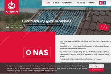 KANWIN - Profesjonalne Usługi Hydrauliczne - Instalacje sanitarne Stalowa Wola