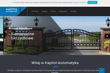 Kapitol - Bramy Garażowe Rolowane Gdańsk