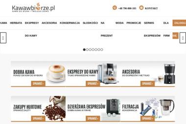 Kawa w biurze - Ekspresy do Kawy Gdańsk