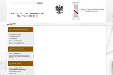 Kancelaria Notarialna Zdzisława Kosińska - Notariusz Kielce