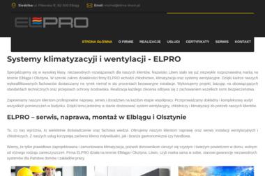 ELPRO - Klimatyzacja Elbląg