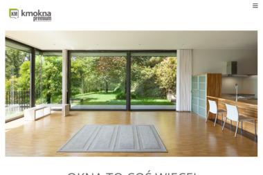 Przedsiębiorstwo KM Okna - Okna Aluminiowe Gdańsk