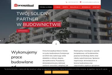 Konceptbud - Konstrukcje stalowe Białystok