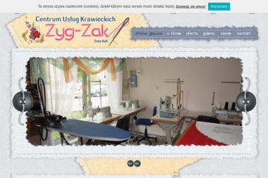 Centrum Usług Krawieckich Zyg-Zak - Krawiec Nakło nad Notecią