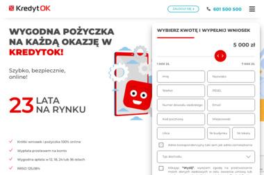 KredytOK - CAPITAL SERVICE S.A. - Kredyt Ostrołęka