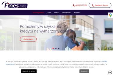 """BIURO KREDYTOWE """"FINES"""" - Kredyt konsolidacyjny Olsztyn"""