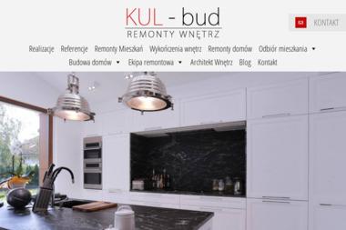KUL-BUD - Płytkarz Kozienice