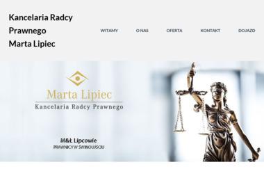 M&Ł LIPCOWIE prawnicy w Świnoujściu - Porady Prawne Świnoujście