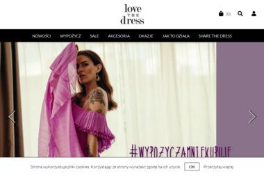 Love The Dress Sp. z o.o. - Wypożyczalnia strojów Warszawa