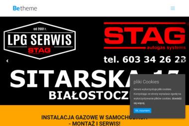 Motometal - Montaż Gazu Białystok