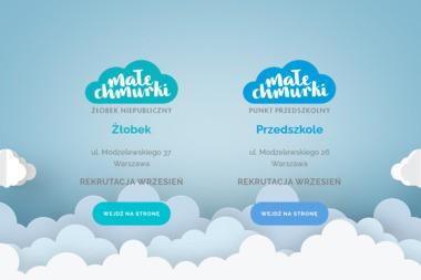 Żłobek Małe Chmurki - Żłobek Warszawa