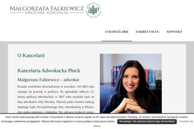 Kancelaria Adwokacka Małgorzata Falkiewicz - Adwokat Płock