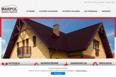 MARPOL - Systemy Dachowe - Pokrycia Dachowe Nowy Sącz
