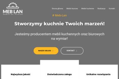 MEB-LAN - Zabudowa Kuchni Biała Podlaska