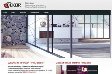 P.P.H.U Dekor - Wyposażenie wnętrz Międzyrzec Podlaski