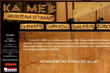 F.H.U.P. KA – MEB s.c. - Meble na wymiar Wieliczka