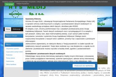 MEDIJ Sp. z o.o. - Sprzątanie biur Pępowo