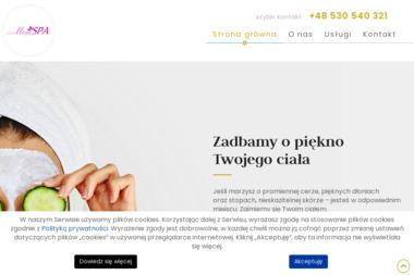Gabinet kosmetyczny MiniSPA - Medycyna estetyczna Brodnica