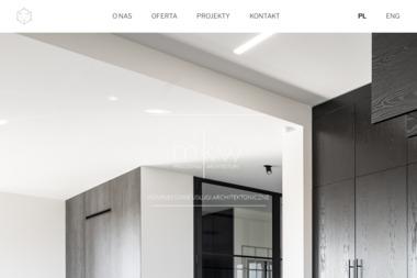 MKW Pracownia Architektury - Projektowanie Domów Myszków