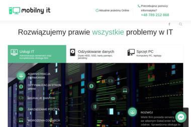 Upster.net AIP sp. z o.o. - Odzyskiwanie danych Poznań