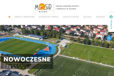 Miejski Ośrodek Sportu i Rekreacji w Mławie - Trener Osobisty Mława