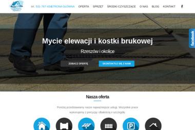 Mycie Kostki i Elewacji - Usługi Odśnieżania Rzeszów