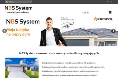 NBS System Sp. z o.o. - Bramy garażowe Łódź