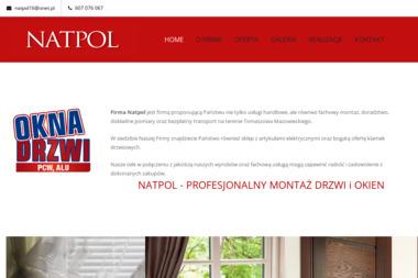 Natpol - Okna Tomaszów Mazowiecki