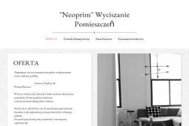 Neoprim Wyciszanie Pomieszczeń - Gipsowanie Ścian Kielce