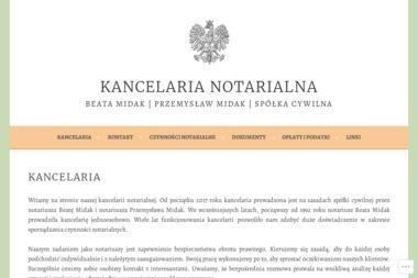 KANCELARIA NOTARIALNA - Notariusz Kielce