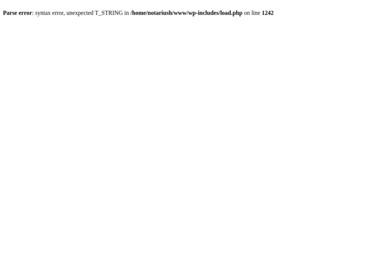 Kancelaria Notarialna - Notariusz Elbląg