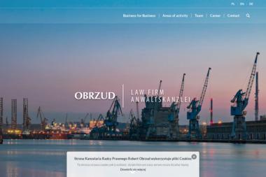 Kancelaria Radcy Prawnego Robert Obrzud - Porady Prawne Gdańsk