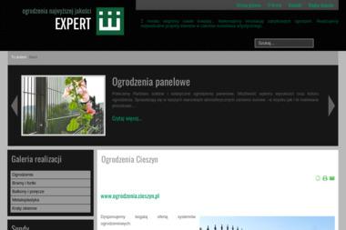F.H.U. EXPERT - Ogrodzenia kute Cieszyn