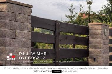 P.H.U. WIMAR - Ogrodzenia panelowe Bydgoszcz