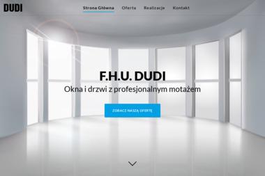 """Firma Handlowo Usługowa """"DUDI"""" Andrzej Dudek - Drzwi Stargard"""
