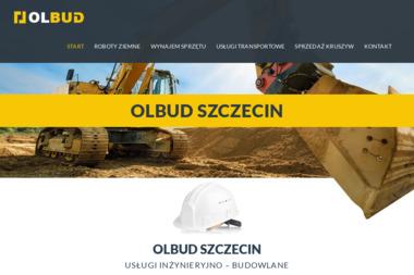 OLBUD Usługi inżynieryjno-budowlane - Piasek Szczecin