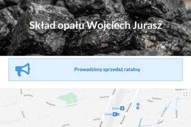 Firma Handlowo-Usługowa Wojciech Jurasz - Skład węgla Żywiec