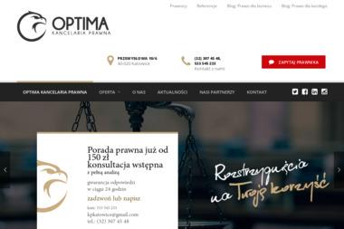 OPTIMA Kancelaria Prawna - Radca prawny Katowice