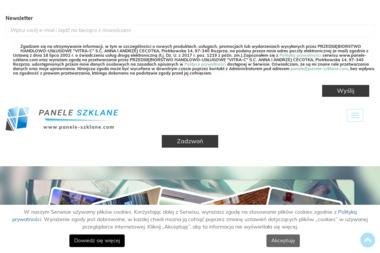 Panele Szklane - Usługi Szklarskie Rozprza