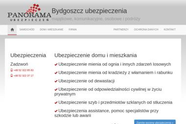 Panorama Ubezpieczeń - Ubezpieczenia OC Bydgoszcz