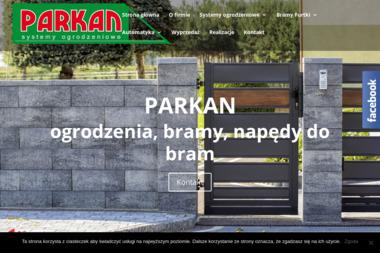 PARKAN - Bramy Wjazdowe Przesuwne Lublin