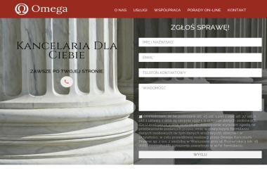 OMEGA | Kancelaria Prawna - Usługi Prawne Ostrowiec Świętokrzyski
