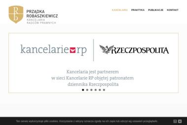 Prządka Robaszkiewicz Kancelaria Radców Prawnych sp. j. - Radca prawny Siemianowice Śląskie