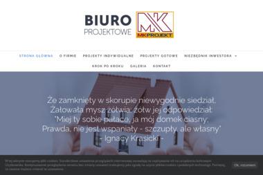 Biuro projektowe MK PROJEKT Marcin Knez - Nadzór budowlany Będzin