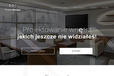 Projekt Matyka - Aranżacje Wnętrz Lębork