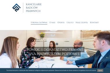 Kancelaria Radcy Prawnego Adam Jędrzejewski - Prawnik Szczecin